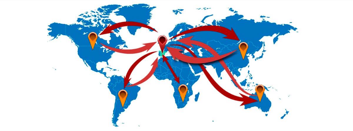Mudanzas Internaciones - Mudanzas Canarias