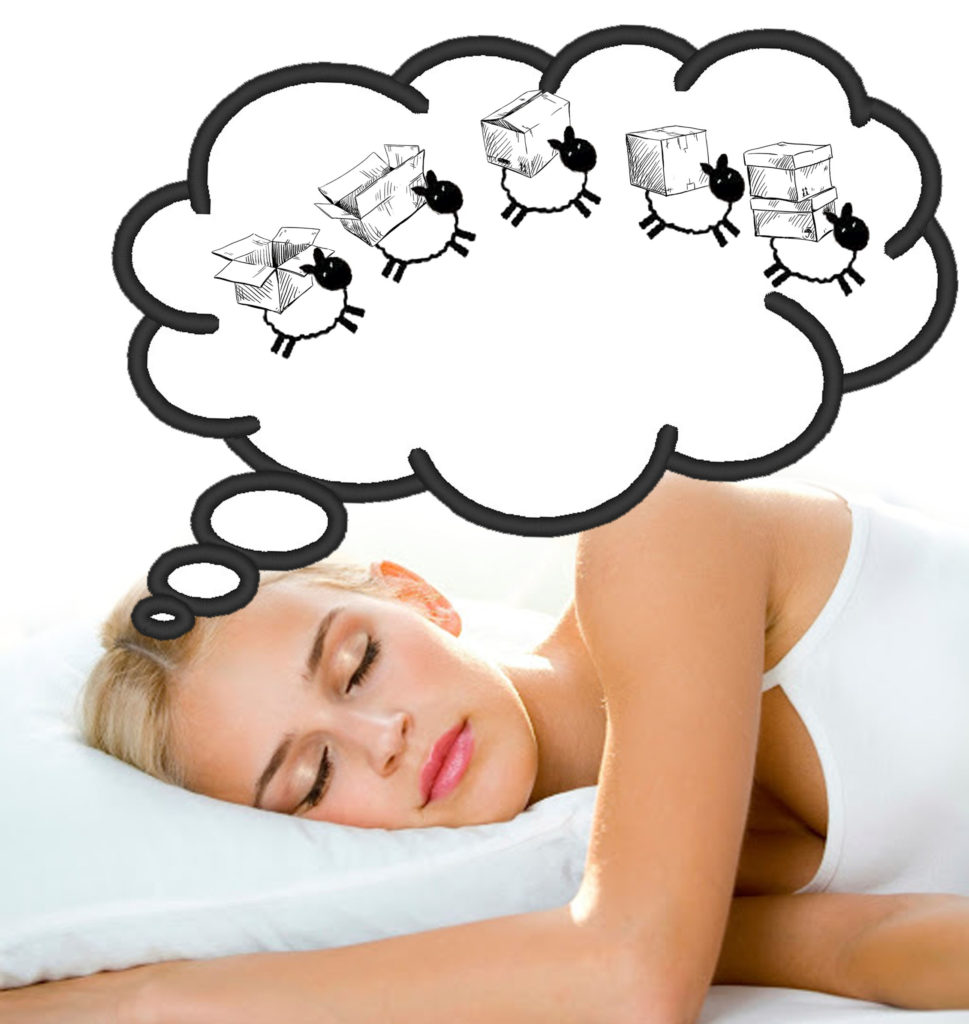 Soñar con una mudanza